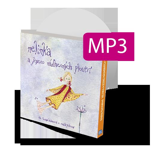 Nelinka a Jezero nádherných ploutví - audiokniha v MP3