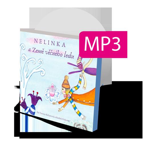 Nelinka a Jezero nádherných ploutví - Audiokniha na CD